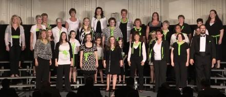 Bella Nova Chorus, female a cappella, barbershop harmony, Harmony Inc., Northern Virginia