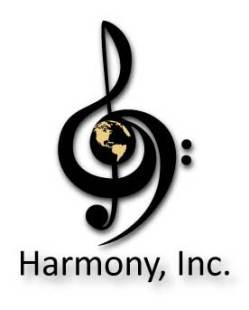Find Your Voice, Bella Nova Chorus, Harmony Inc.