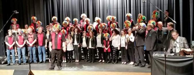 Bella Nova Chorus, barbershop harmony, Harmony Inc., a cappella, Richard Lewellen, female barbershop, Northern Virginia choir, Washington DC, chorus, women singing