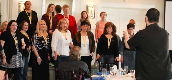 barbershop harmony, womens chorus, Bella Nova Chorus, Harmony Inc., Northern Virginia, female choir, Sweet Adelines