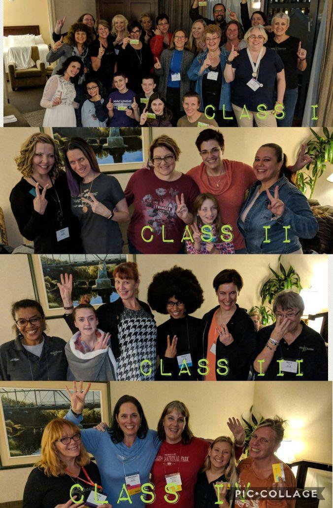 2017 BNC classes